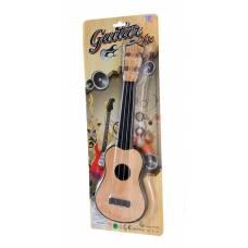 Четырехструнная игрушечная гитара