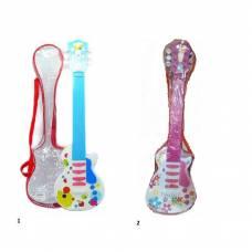 Игрушечная гитара в чехле Shantou