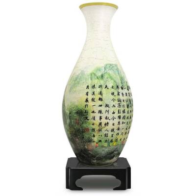 3D пазл-ваза