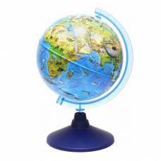 Зоогеографический глобус