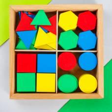 Дидактический набор в коробке, 160 элементов RNToys