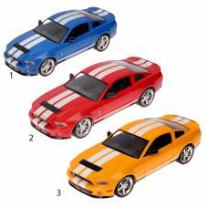 Машина р/у Ford Shelby Mustang GT500 (свет, на аккум.), 1:14  MZ