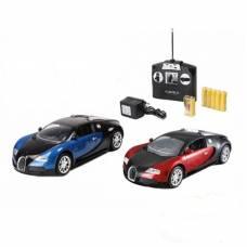 Машина р/у Bugatti Veyron (cвет, на аккум.), 1:14 MZ