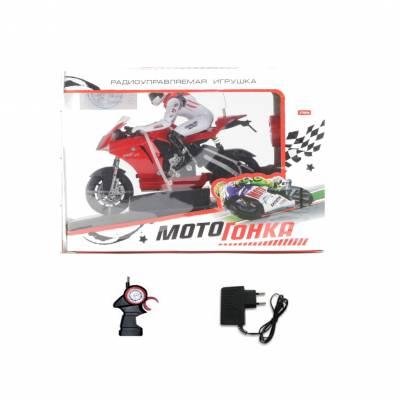 Игрушечный мотоцикл д/у