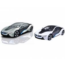 Машина на р/у BMW I8 (с подсветкой интерьера), 1:14  Rastar