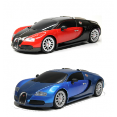 Машина р/у Bugatti 16.4 Grand Sport (на бат.), 1:26 Kidz Tech