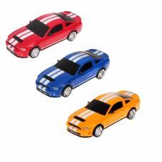 Машина р/у Ford Mustang Shelby GT500 (на бат., свет), 1:24 MZ
