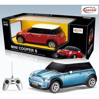 Машина на р/у Mini Сooper S, 1:18  Rastar