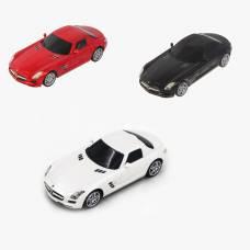 Машина р/у Mercedes-Benz SLS AMG (на бат., свет), 1:24 MZ