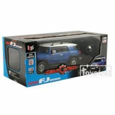 Автомобиль на р/у Toyota FJ Cruiser ( а бат.), синий, 1:26 Kidz Tech
