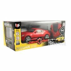Автомобиль на р/у Nissan 370Z (на бат., свет), красный, 1:16 Kidz Tech