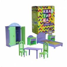 Игрушечный набор мебели