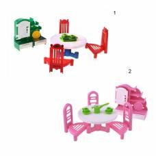 Игровой набор кукольной мебели