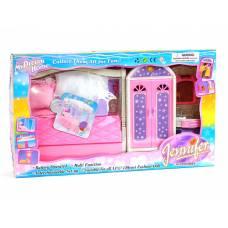 Игровой набор кукольной мебели Jennifer Accessories
