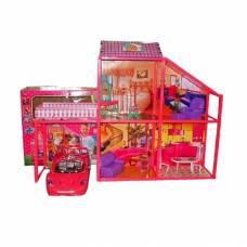Дом для куклы My Lovely Villa с машиной Shantou