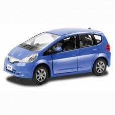 Коллекционная модель Honda Jazz, синяя, 1:32 RMZ City