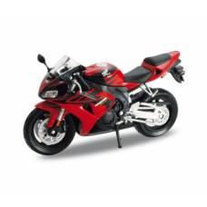 Модель мотоцикла Honda CBR1000RR, 1:18  Welly