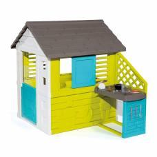 Игровой домик Pretty с летней кухней Smoby