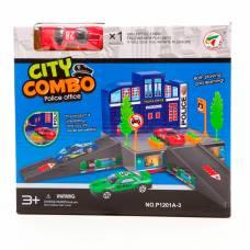 Игровой набор City Combo