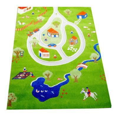 Детский игровой 3D-ковер