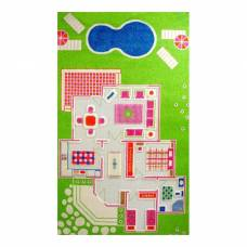 Детский игровой 3D ковер