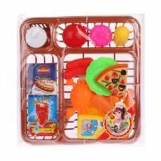 Игровой набор Продукты, в компл. 20 предм., сетка Shantou Gepai