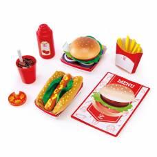 Игровой набор Fast Food Hape