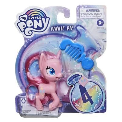 Набор My Little Pony - Волшебная пони с расческой Hasbro