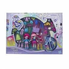 Набор My Little Pony - Девочки Эквестрии: Модницы Hasbro