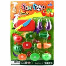 Набор игрушечной еды Fun Food