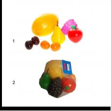 Игровой набор фруктов
