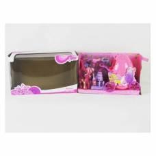 Игровой набор My Sweet Pony, с каретой и аксессуарами