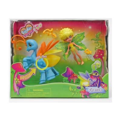 Игровой набор Fairy Kins - Фея Данди и Светящийся Мотылек (свет) Lanard