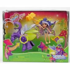 Игровой набор Fairy Kins - Фея Вольтесса и Светящийся Мотылек (свет) Lanard