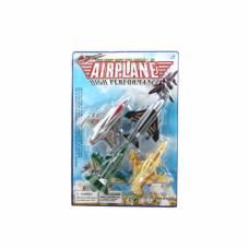 Игровой набор из 4-х самолетиков Airplane