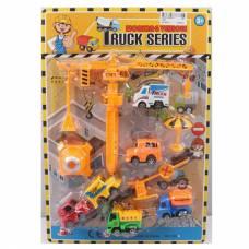 Игровой набор Truck -