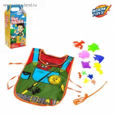 Игровой набор для мальчиков «Рыбак»: жилет, удочка, 4 рыбки WOOW TOYS
