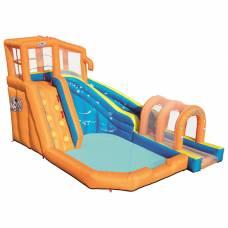 Аквапарк надувной, 420 х 320 х 260 см, от 5-10 лет Bestway