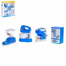 Игровой набор бытовой техники «Мой дом»: холодильникер, термопот, блендер Sima-Land
