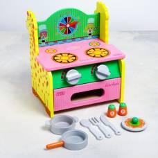 Игровой набор «Кухня-Жираф» 27×21×7 см Sima-Land