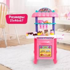 Игровой модуль кухня «Кондитерская», 32 предмета Sima-Land