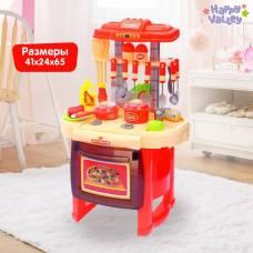 Игровой модуль кухня «Восход» с аксессуарами, световые и звуковые эффекты Happy Valley