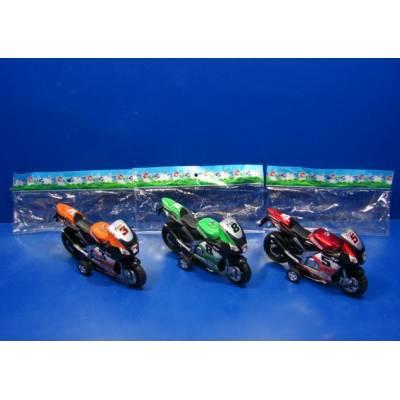 Инерционный мотоцикл