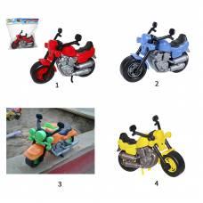 Пластиковый мотоцикл
