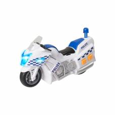 Полицейский мотоцикл Teamsterz (свет, звук) HTI