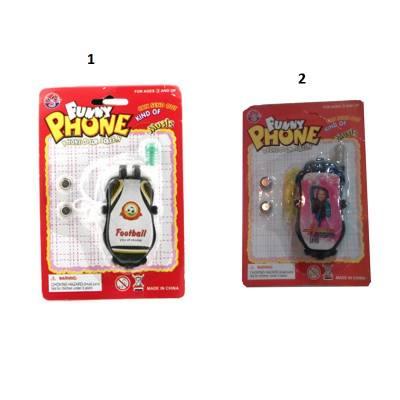 Игрушечный мобильный телефон Funny Phone (звук)
