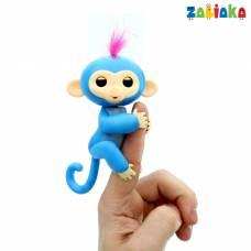 Музыкальная игрушка «Мартышка Lucky Monkey», закрывает глаза, работает от батареек Забияка