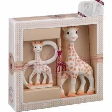 Подарочный набор игрушек Vulli «Жирафик Софи», от 0 мес. Vulli