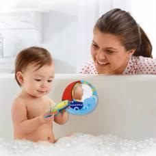 Зеркало мягкое для игры в ванной «Полный вперёд!» Крошка Я