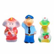 Набор резиновых игрушек «112» ЗАО ПКФ